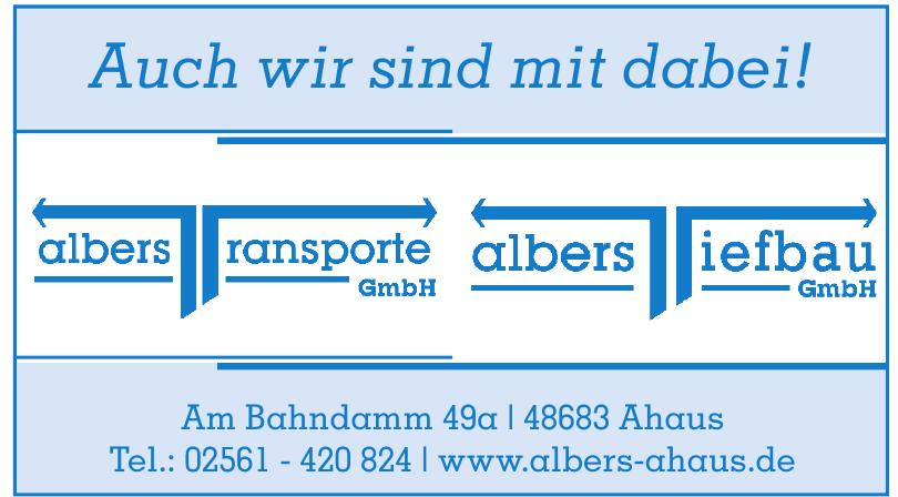 Albert Transport/Tiefbau GmbH
