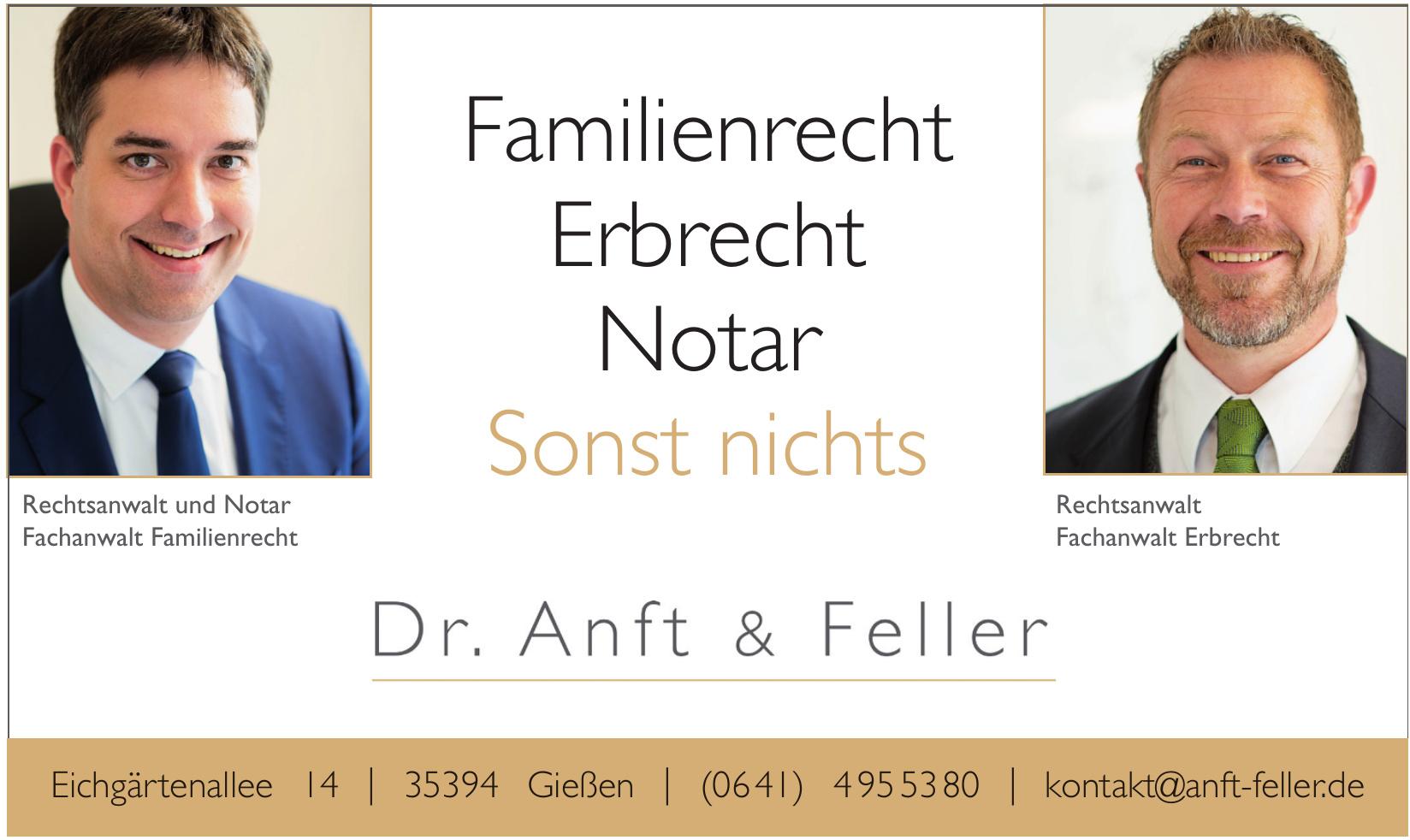 Dr. Anft & Feller
