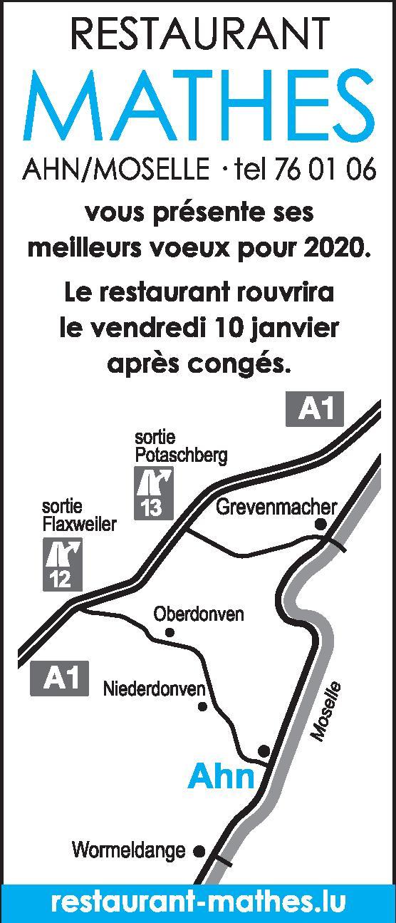 Restaurant Mathes