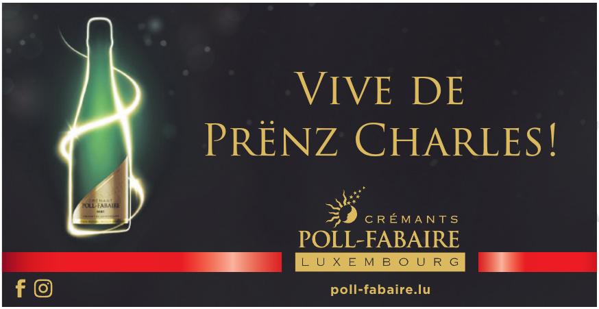 Crémants Poll-Fabaire
