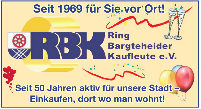 RBK Ring Bargteheider Kaufleute e.V.