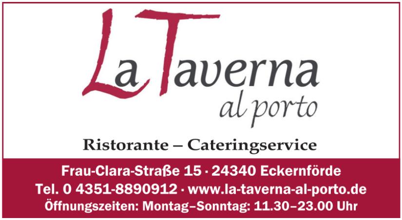 La Taverna al porto Ristorante-Cateringservice