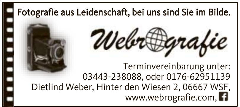 Webrografie