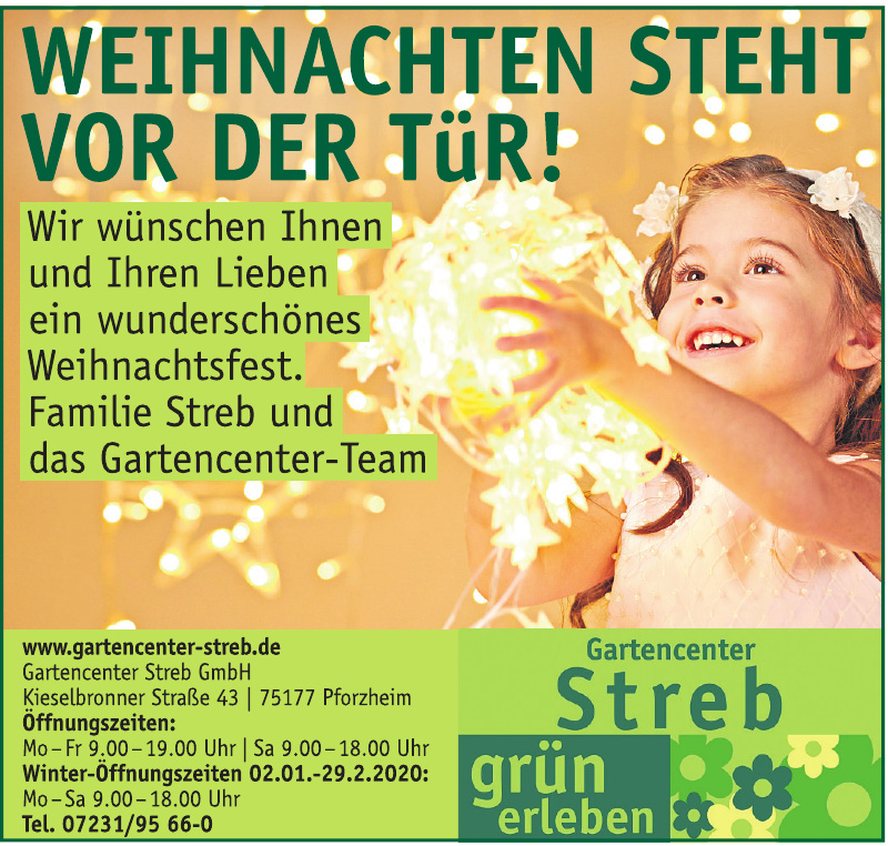 Gartencenter Streb GmbH