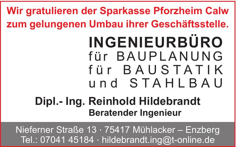 Ingenieurbüro Reinhold Hildebrandt