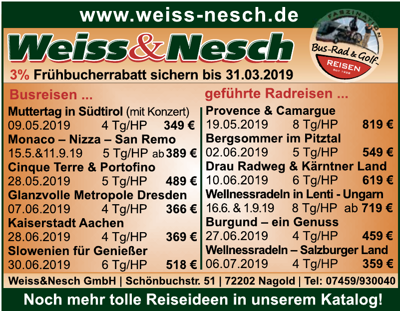 Weiss & Nesch GmbH