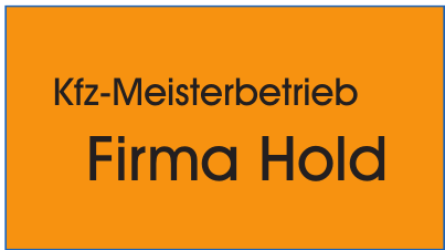 Kfz-Meisterbetrieb Firma Hold