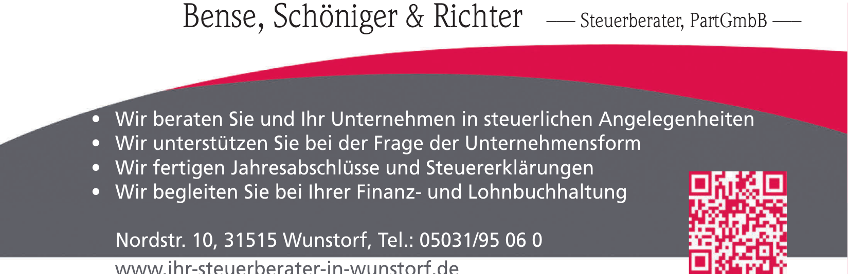 Bense, Schöniger & Richter