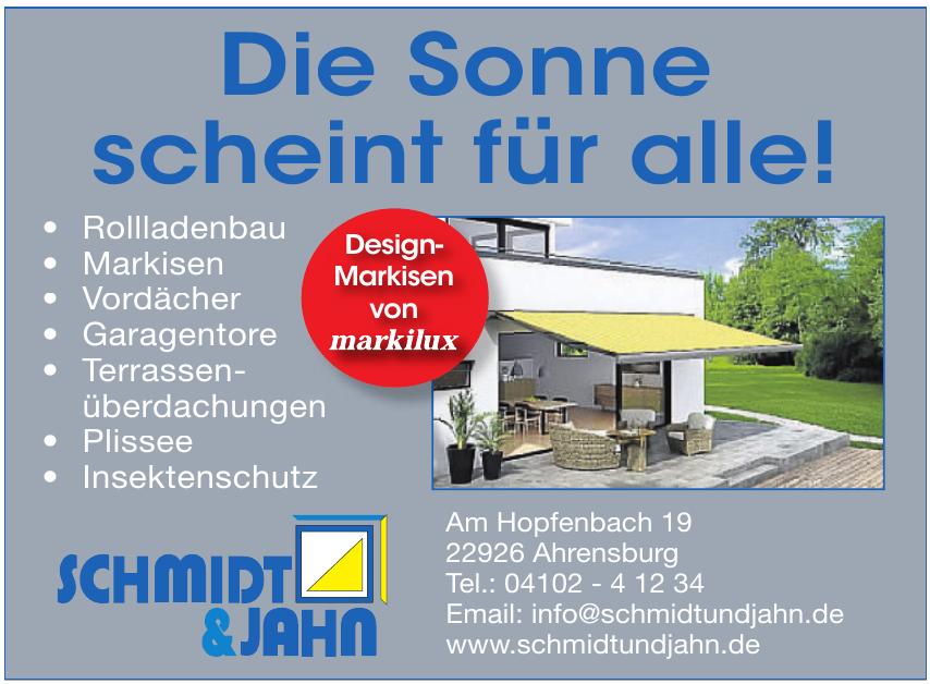 Schmidt & Jahn