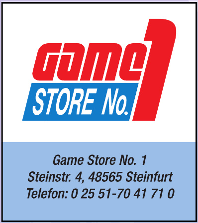 Game Store Nr. 1