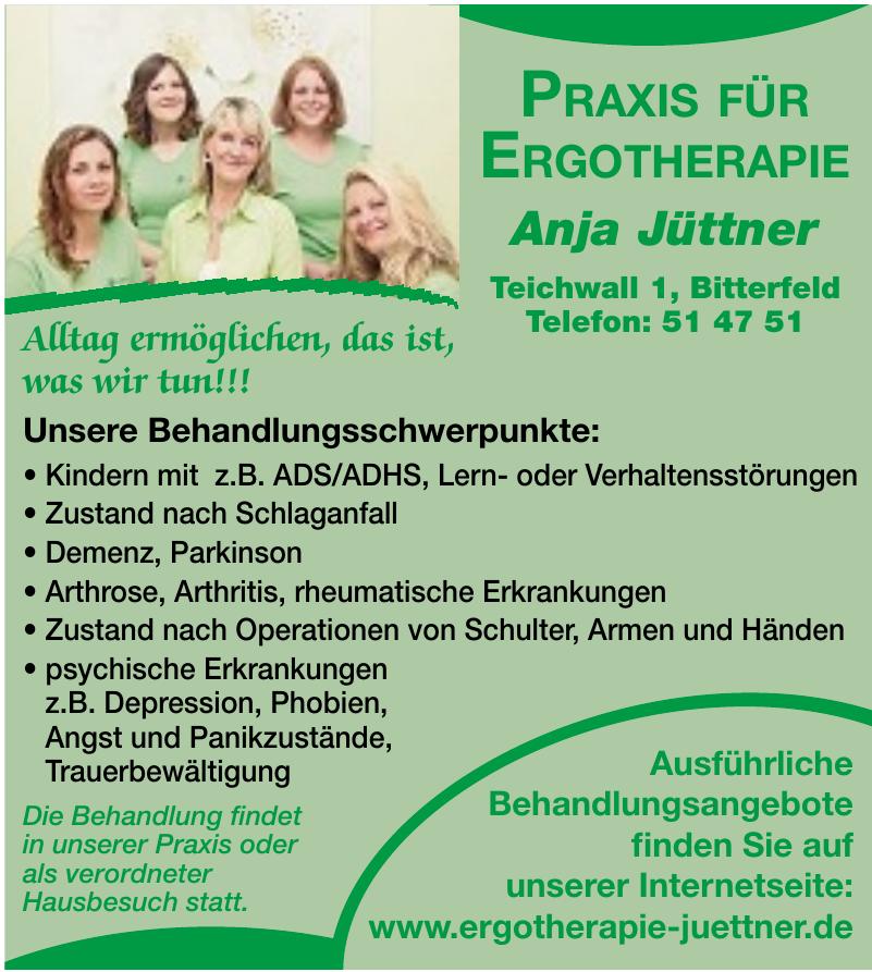 Praxis für Ergotherapie Anja Jüttner