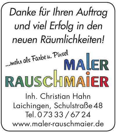 Maler Rauschmaier