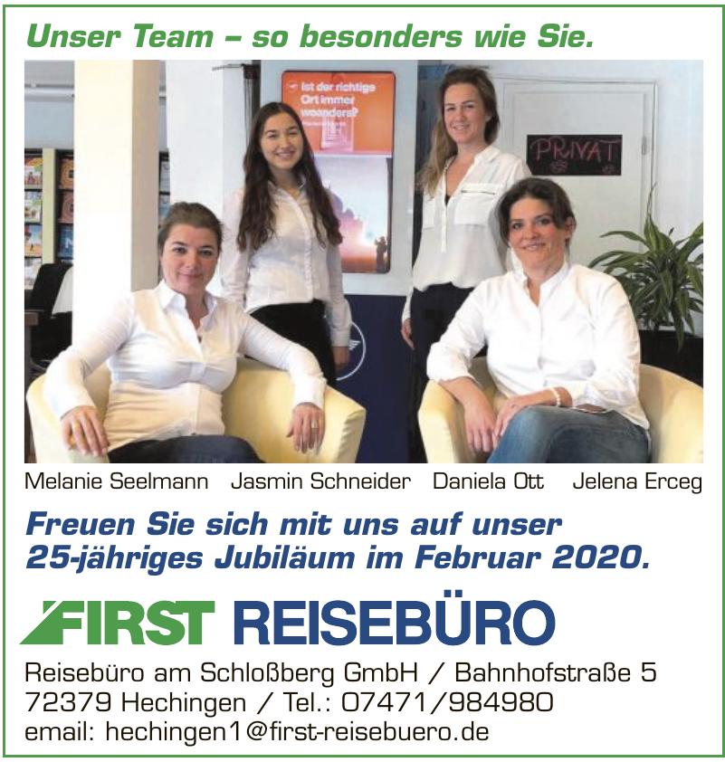 First Reisebüro - Reisebüro am Schloßberg GmbH
