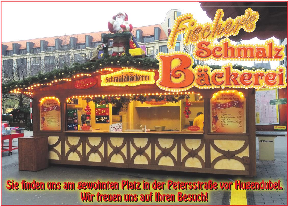 Fischer´s Schmalz Bäckerei
