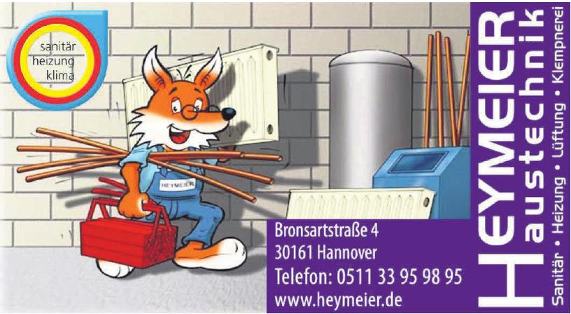 Haustechnik Heymeier