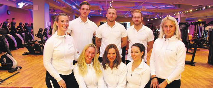 Im Sports Club arbeitet ein Team aus kompetenten und freundlichen Trainern und unterstützt auf dem Weg zur Wunschfigur Foto: pr