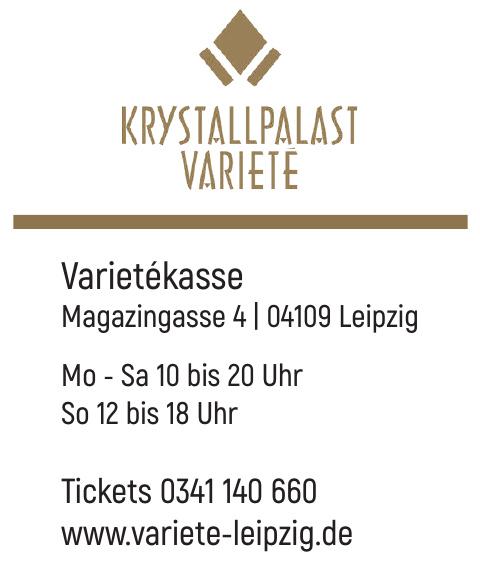Krystallpalast Varieté Leipzig GmbH & Co. KG