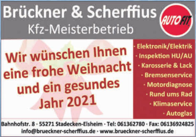 Brückner & Scherffius Kfz-Meisterbetrieb