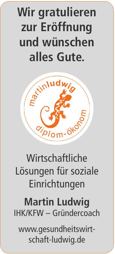 Martin Ludwig diplom-ökonom IHK/KFW - Gründercoach