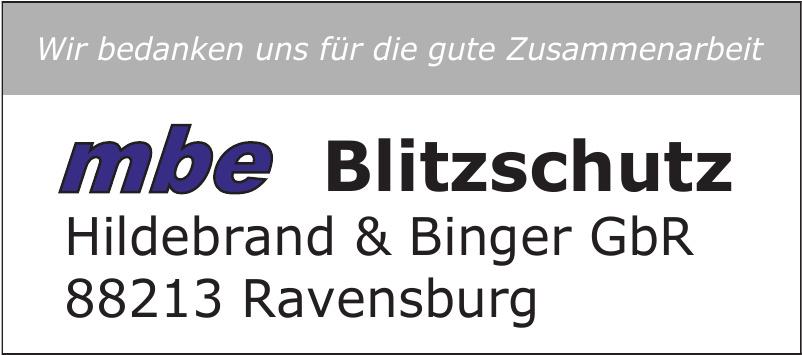 mbe Blitzschutz Hildebrand und Binger GbR