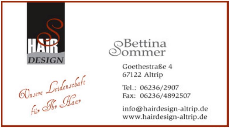 Hairdesign Altrip