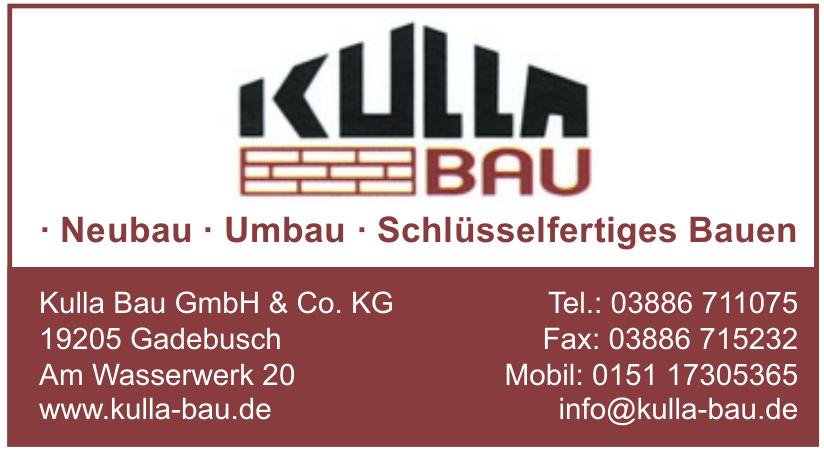Kulla Bau GmbH & Co. KG
