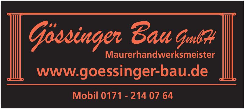 Gössinger Bau GmbH