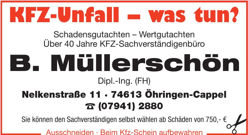 B. Müllerschön