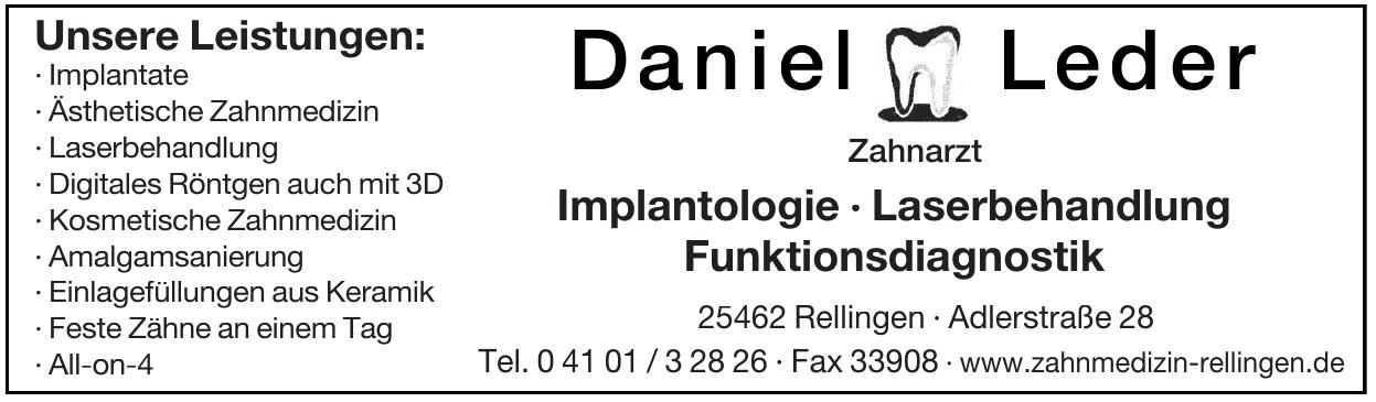Daniel Leder