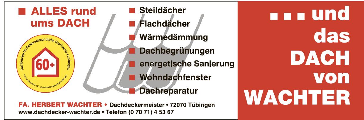 Firma Herbert Wachter