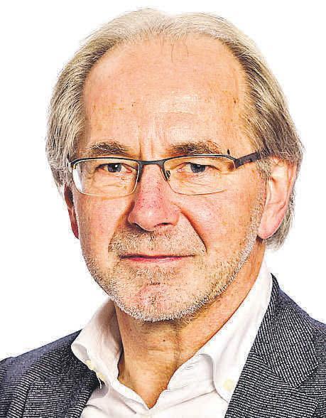 Wolfgang Langmack Rechtsanwalt und Notar Fachanwalt für Erbrecht FOTO: R