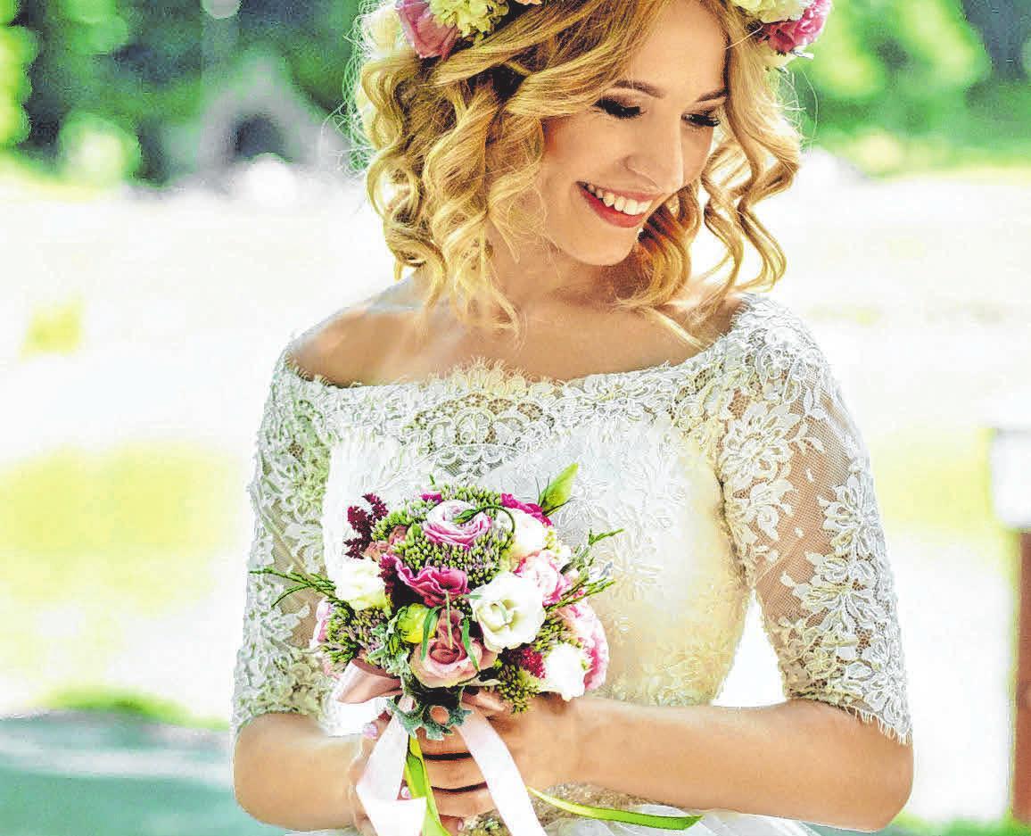 Üppige Prinzessinnenkleider sind in diesem Jahr ebenso angesagt wie schlichte Dresses à la Herzogin Meghan. FOTO: DJD/IVASHSTUDIO - STOCK.ADOBE.COM