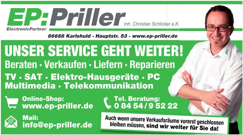 EP: Priller
