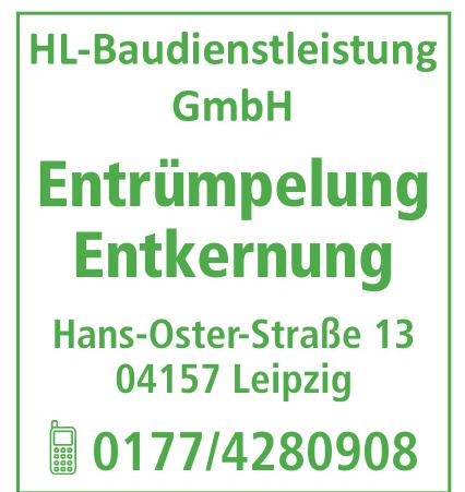 HL - Baudienstleistung GmbH