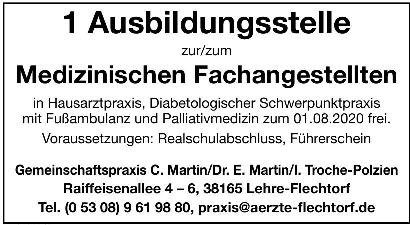 Gemeinschaftspraxis C. Martin/Dr. E. Martin/I. Troche-Polzien
