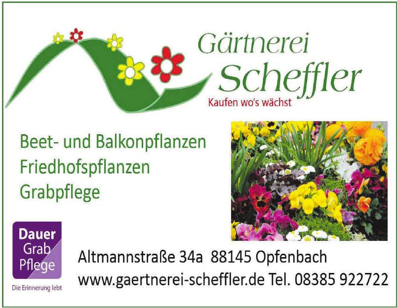 Gärtnerei Scheffler