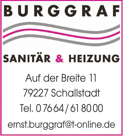 Burggraf Sanitär & Heizung
