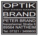 Optik Brand