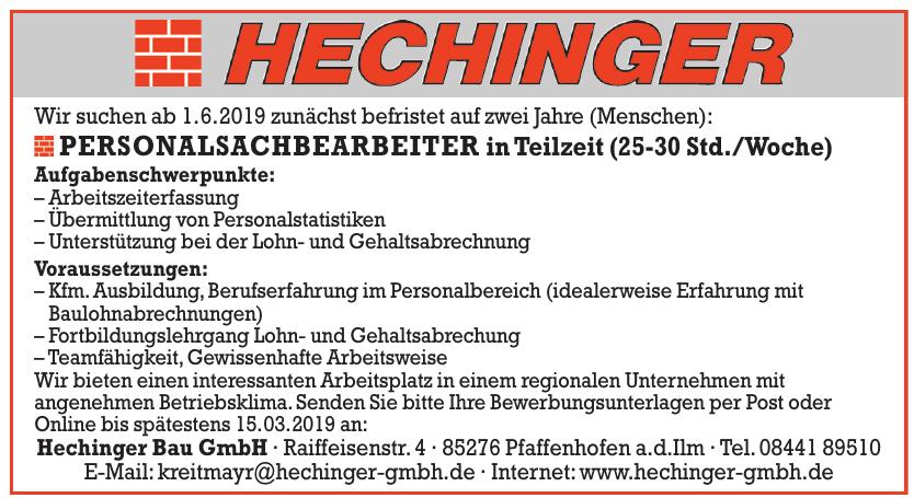 Hechinger Bau GmbH