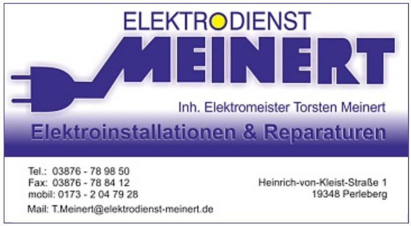 Elektrodienst Meinert