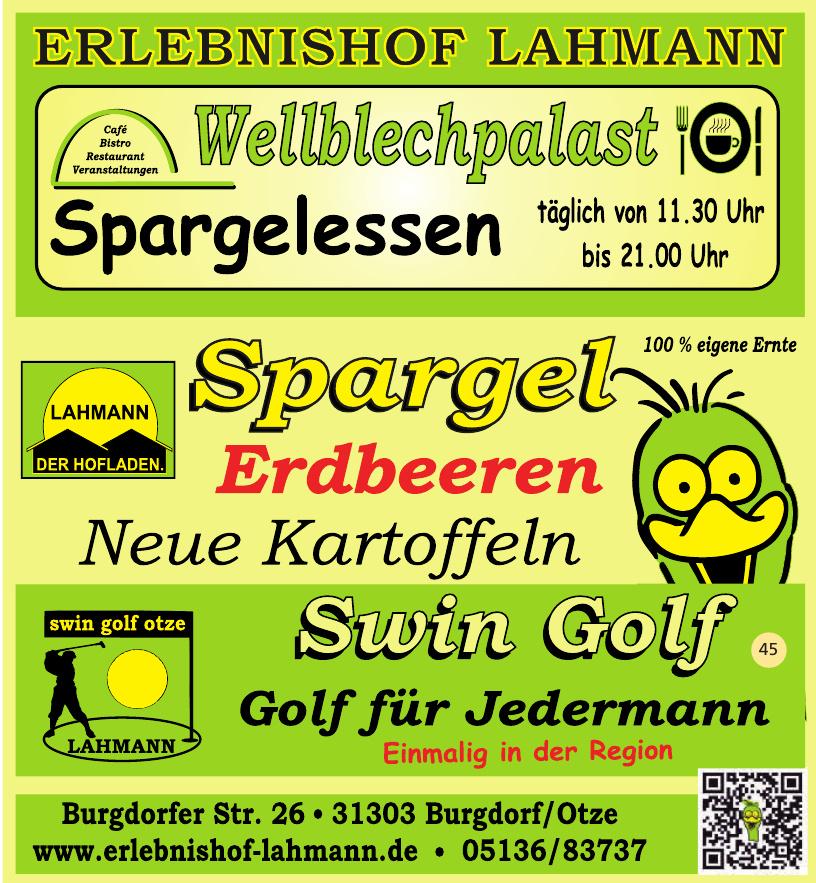 Erlebnishof Lahmann