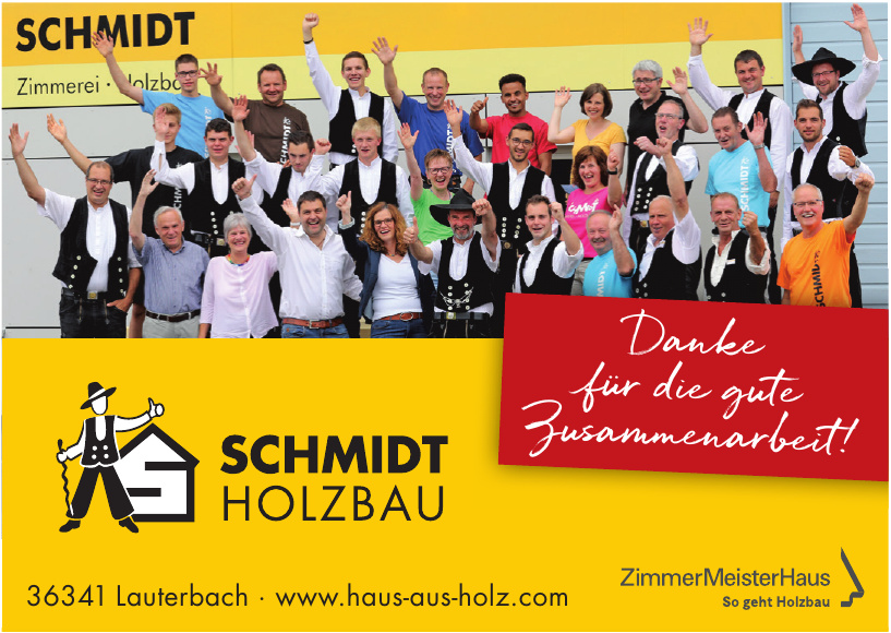 Schmidt Holzbau
