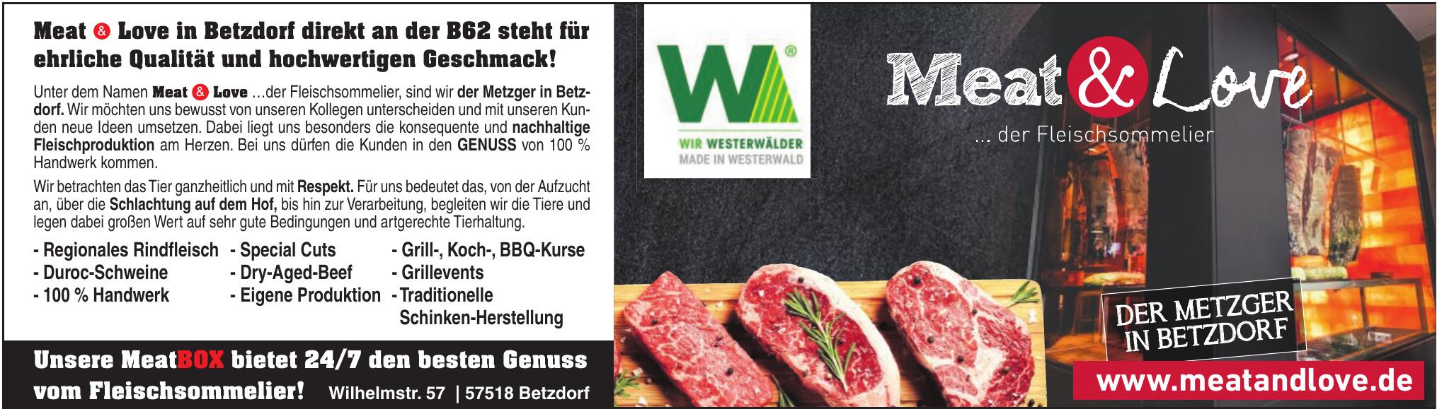 Meat & Love