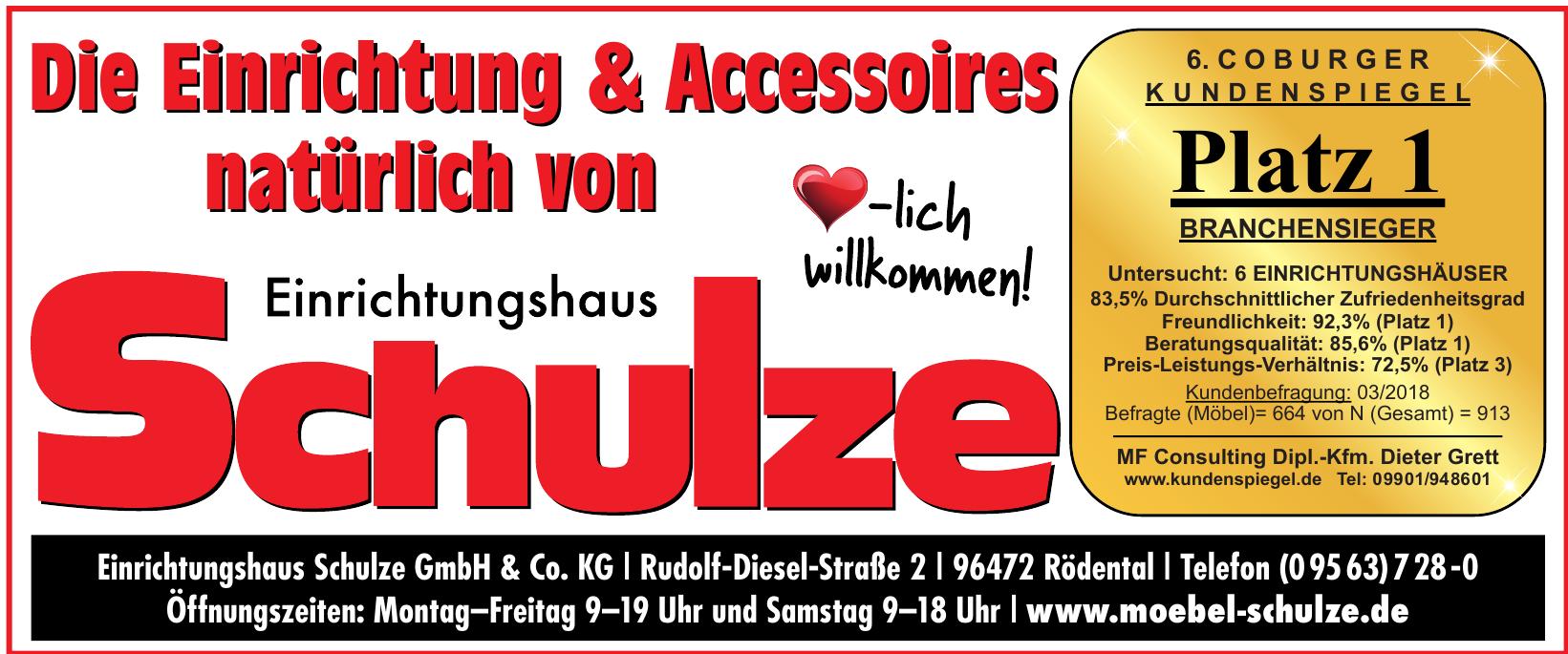 Einrichtungshaus Schulze GmbH & Co. KG