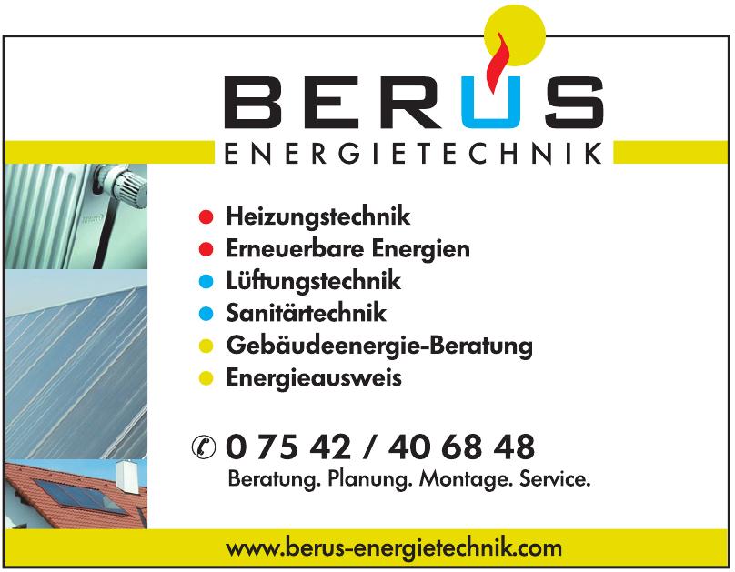 Berus Energietechnik e.K.