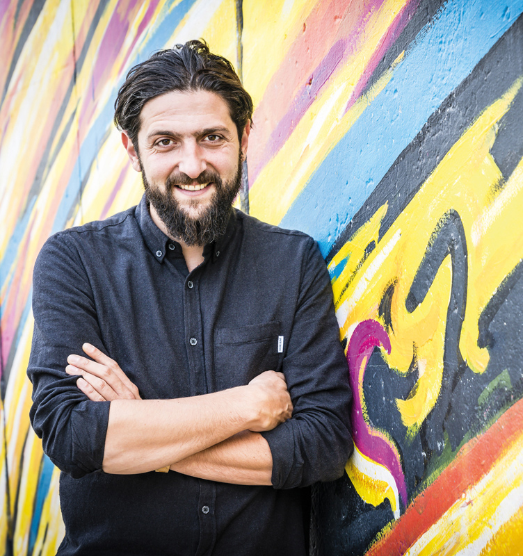 Migrationsforscher. Bestsellerautor Aladin El-Mafaalani.