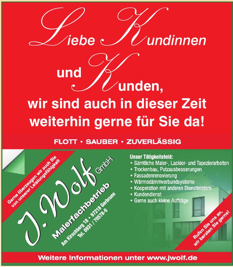 J. Wolf GmbH