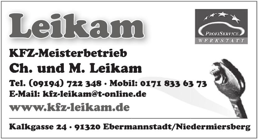 Leikam KFZ-Meisterbetrieb