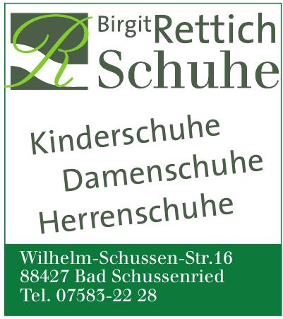 Birgit Rettich Schuhe