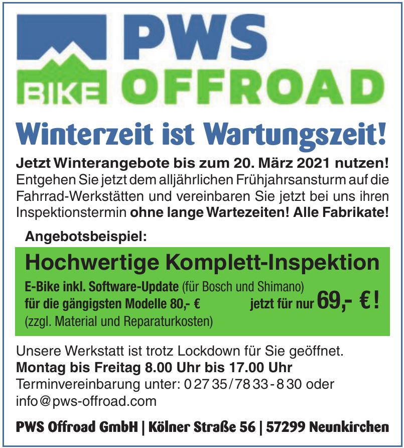 PWS Offroad GmbH